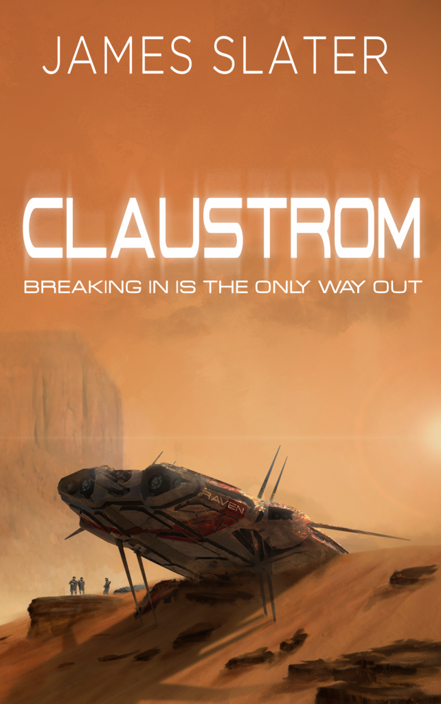 Claustrom Cover